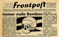 Immer mehr bomben