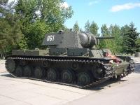 Kliment Voroshilov KV-1