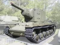 Kliment Voroshilov KV-2