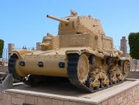 Fiat M13/40 del Museo di El Alamein