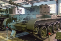Cromwell Mk IVd in the Kubinka Tank Museum