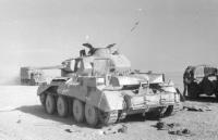 Cruiser, Mk IV (A13 Mk II)