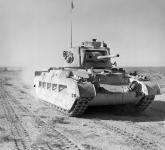 Infantry Tank Mark II, (A12) Matilda II