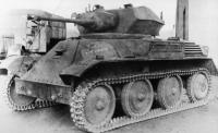 Light Tank Mk VIII
