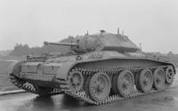 Tank, Cruiser, Mk V, Covenanter (A13 Mk III)