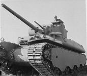 Heavy Tank M6 (prototipo T1)