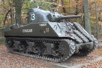 M4 (105) Sherman,