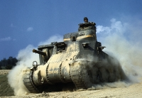 Medium Tank M3 Lee