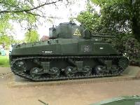 Sherman M4A4.