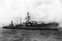L'incrociatore leggero Emden