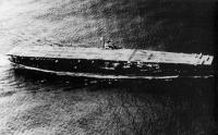 La portaerei giapponese Akagi