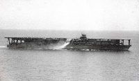 La portaerei giapponese Kaga