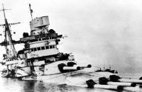 La corazzata Conte di Cavour