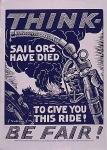 Dei marinai sono morti per la tua benzina
