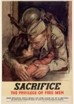 Il sacrificio e gli uomini liberi