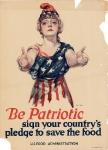 Sii patriottico