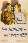 Non dirlo neanche a lei