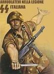 Arruolatevi nella legione SS italiana