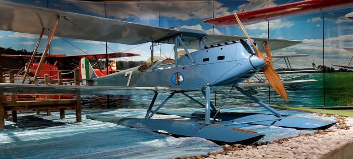 Aeroporto Trento : Il museo dell aeronautica gianni caproni trento