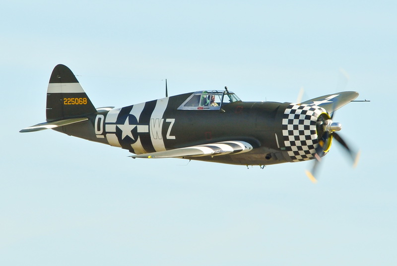 Republic P 47 Thunderbolt