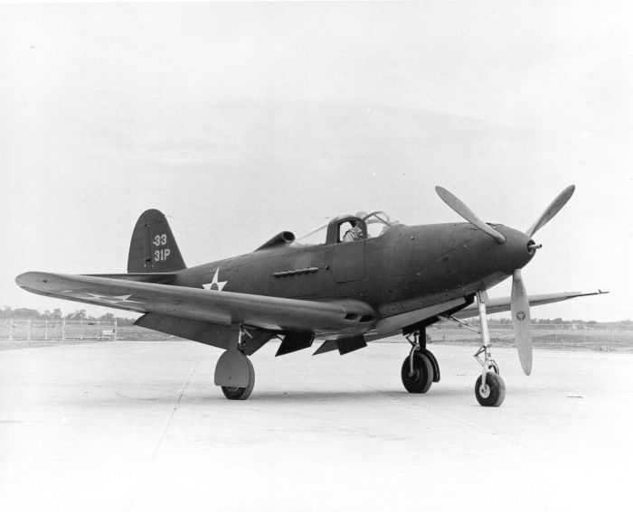 Bell P 39 Airacobra