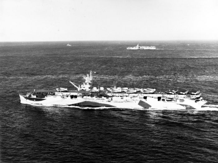 U.S. Navy - Official U.S. Navy photo NH 96206 from the U.S. Navy Naval History and Heritage Command
