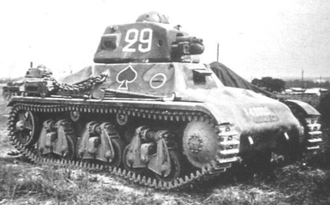 Hotchkiss H35 (Tank Encyclopedia)