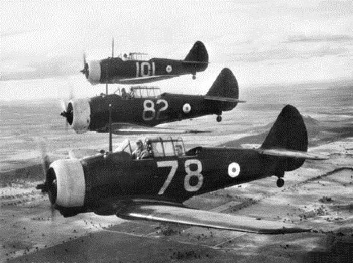Commonwealth CAC Wirraway