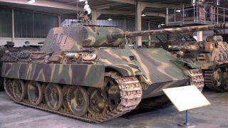 Il miglior carro della guerra: il Panther